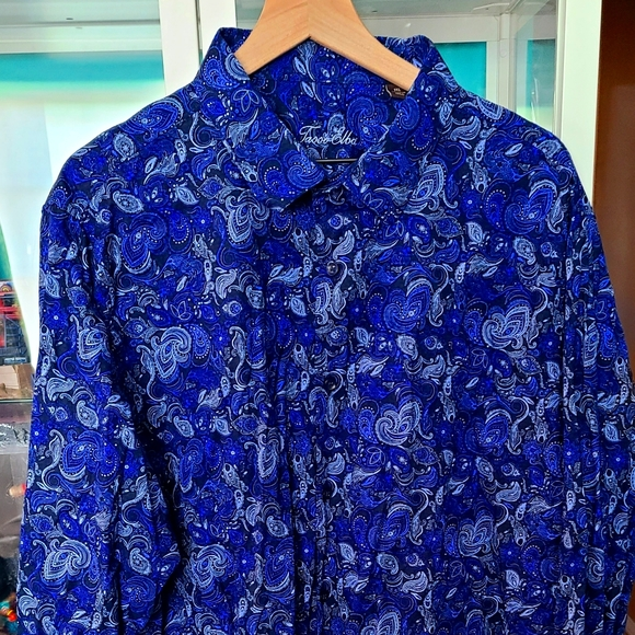 Taso Elba button'up shirt